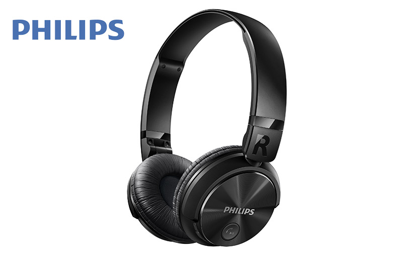 Auriculares Bluetooth Philips SHB3060BK